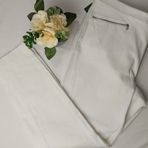 Ralph Lauren NWT White Pant Size 14